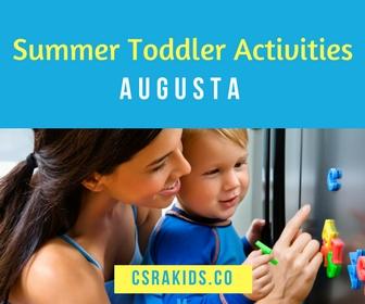 kid activities in augusta