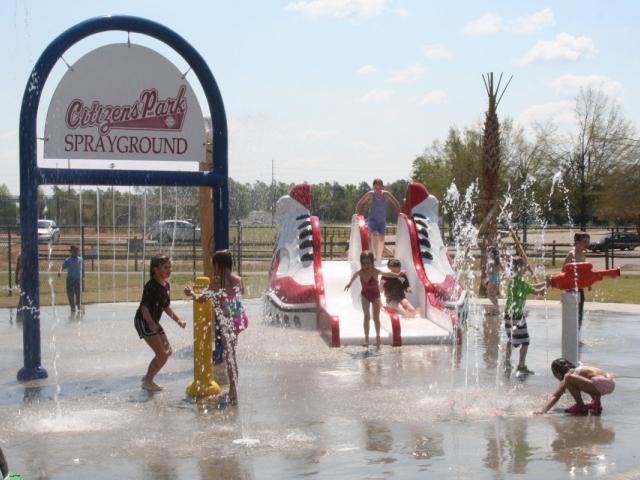 Pools Wet Play Spaces Augusta Aiken