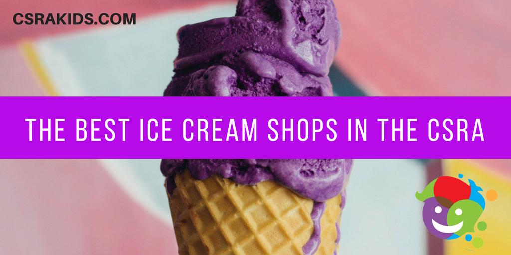 Ice Cream Augusta GA
