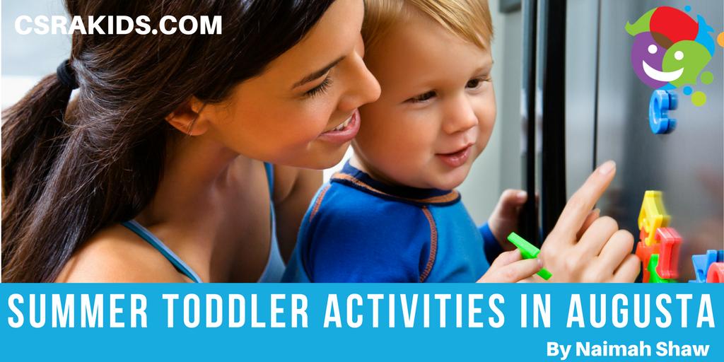toddler activities augusta