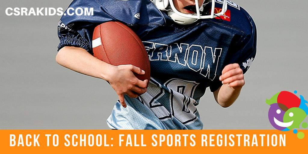 Fall Sport Registration
