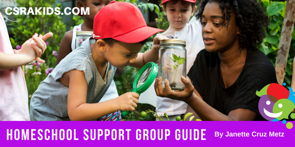 Homeschool Support Group Guide