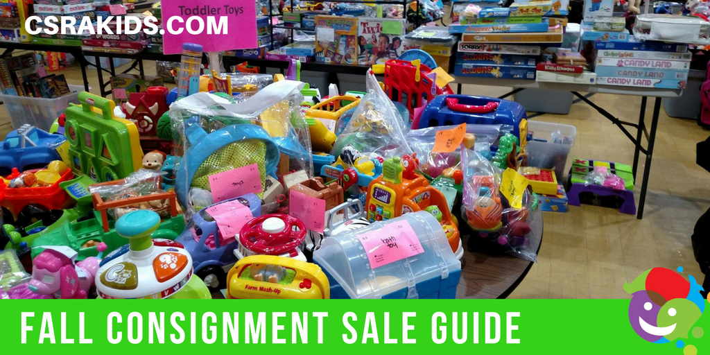 Fall Consignment Sale Guide