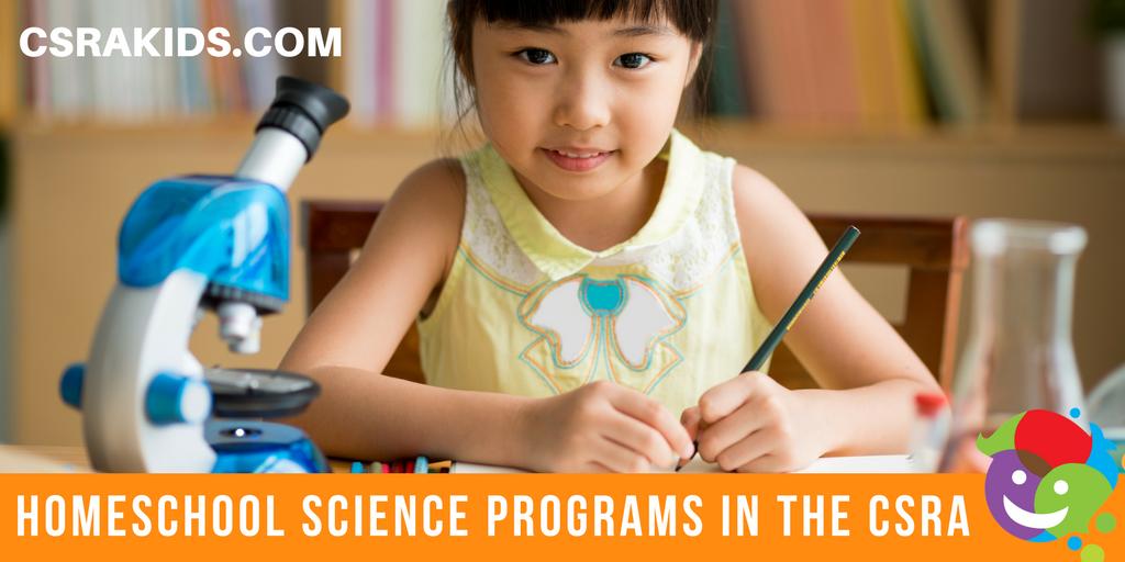 homeschool science programs