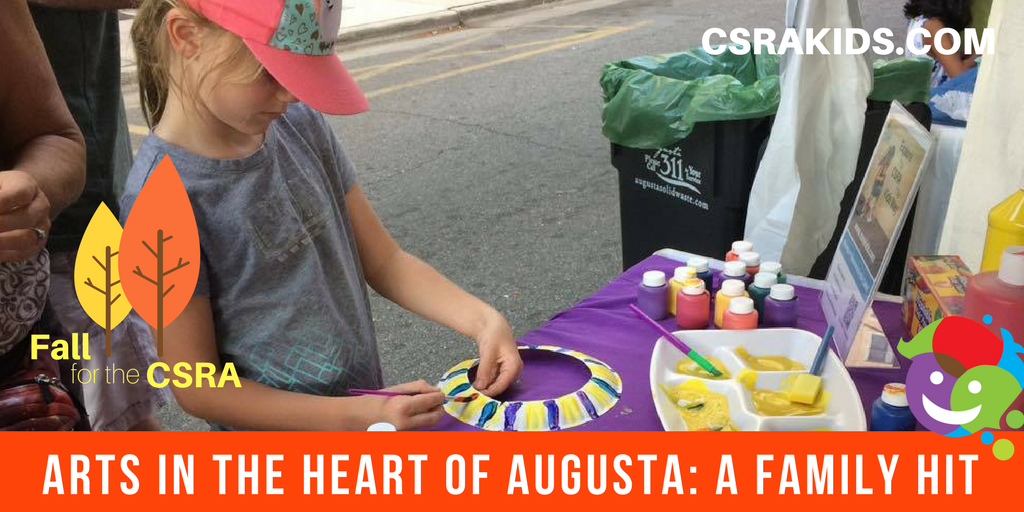 Arts in the Hearts of Augusta