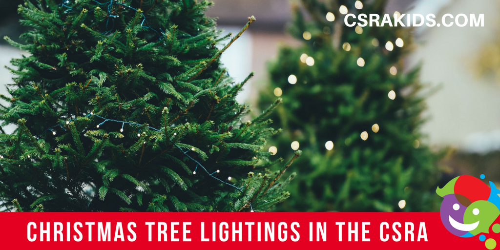 Christmas Tree Lightings In the CSRA