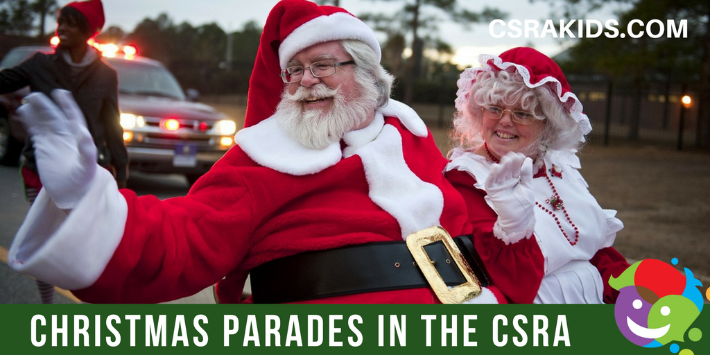 Christmas Parades in the CSRA