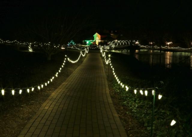 Hopeland Gardens Christmas Lights.Christmas In Hopelands Csrakids