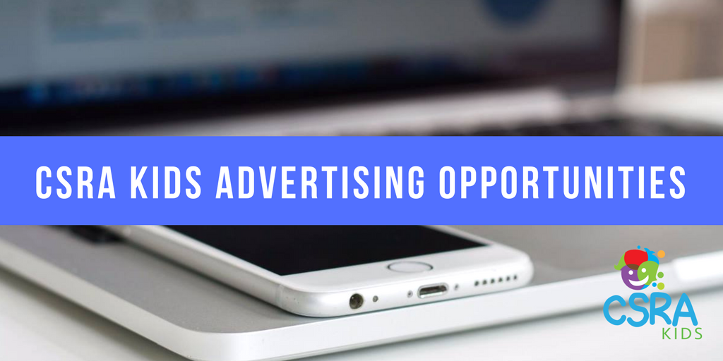 CSrA Kids Advertising Opportunities