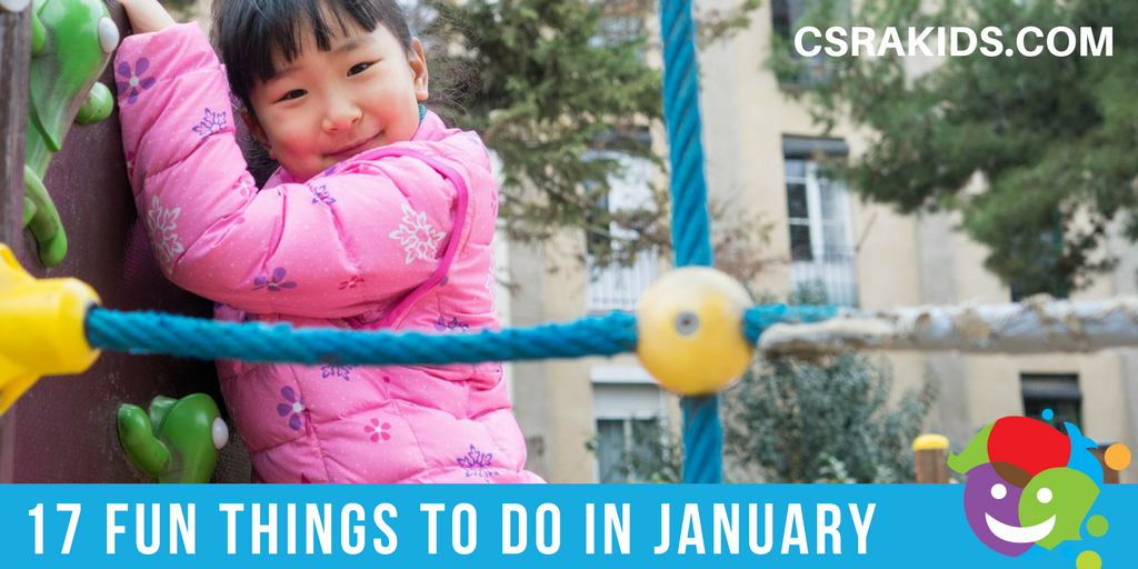 17 Fun Things to Do in January