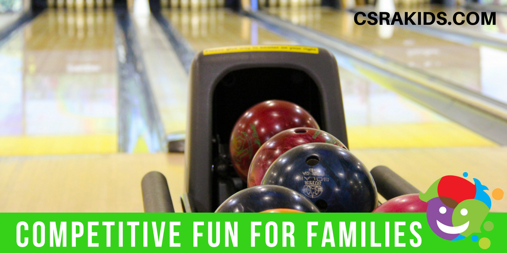 Competitive Family Fun In The CSRA