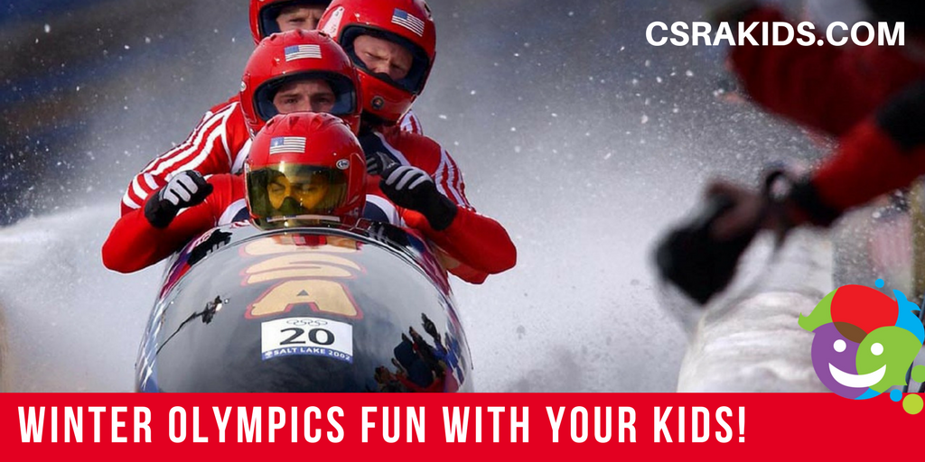 Winter Olympics Fun With Your Kids