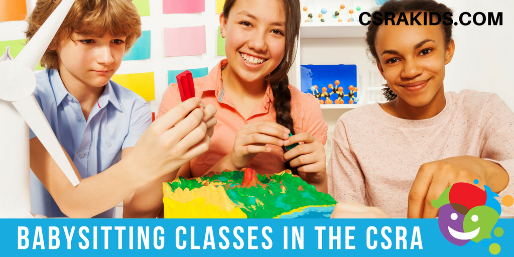 Babysitting Classes in the CSRA