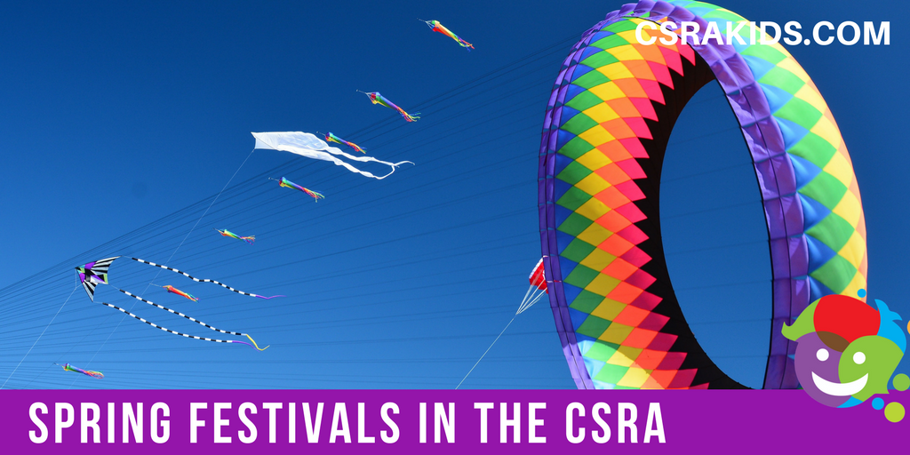 spring festivals in the csra