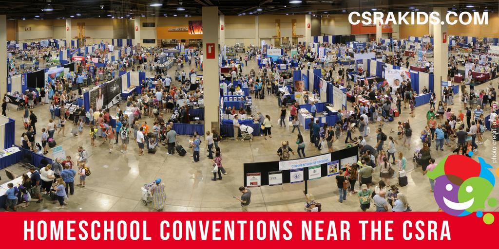 Homeschool Conventions Near the CSRA
