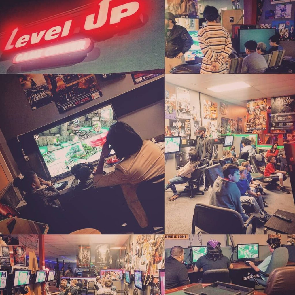 Level Up Game Center