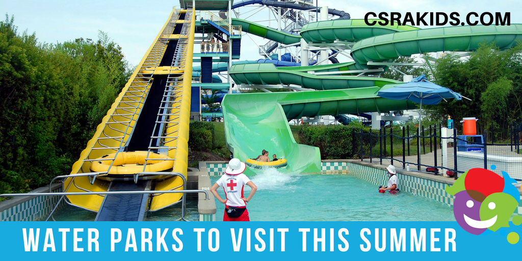 water parks near the csra