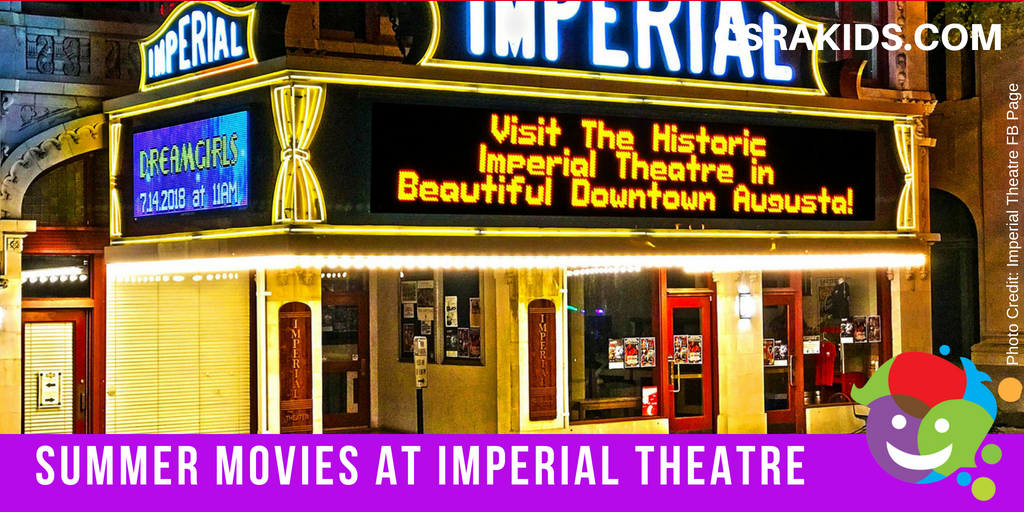 Summer Movies at Imperial Theatre