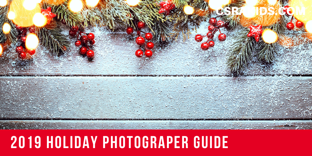 Holiday Photographer Guide