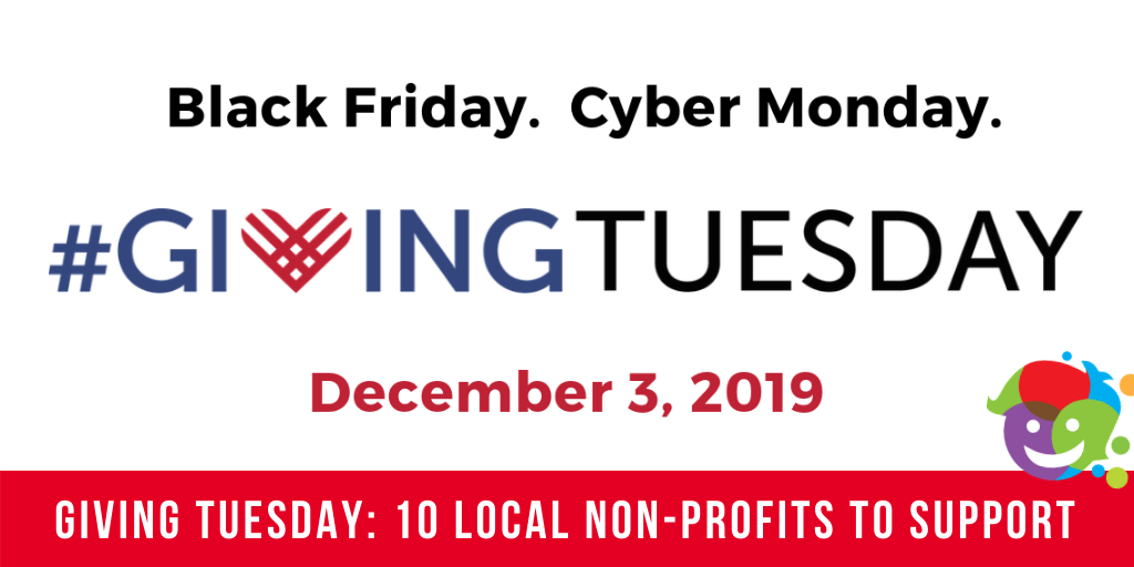 Giving Tuesday: 10 Local Non-Profits to Support