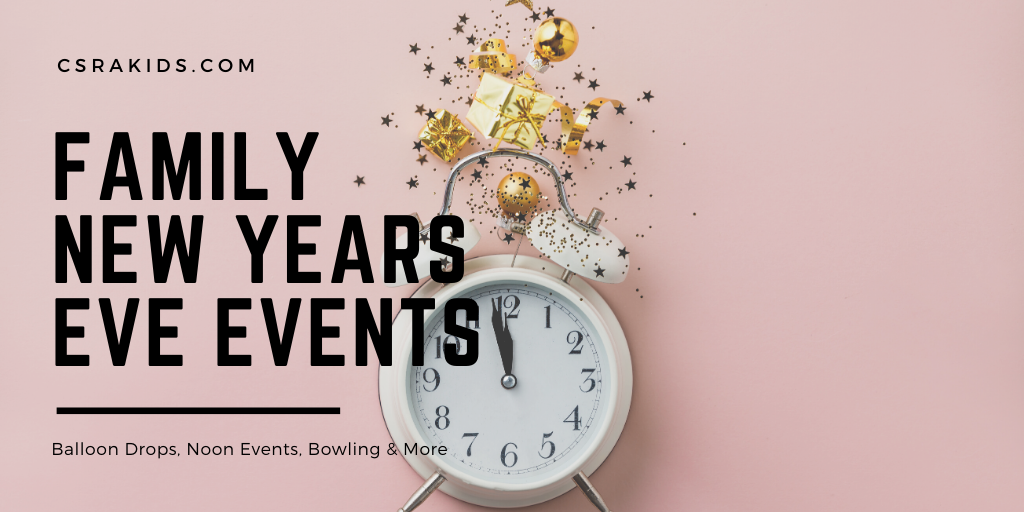 Family New Years Eve Events