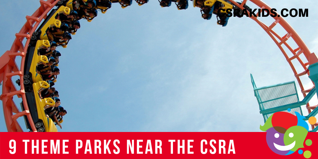 9 Theme Parks Near The CSRA