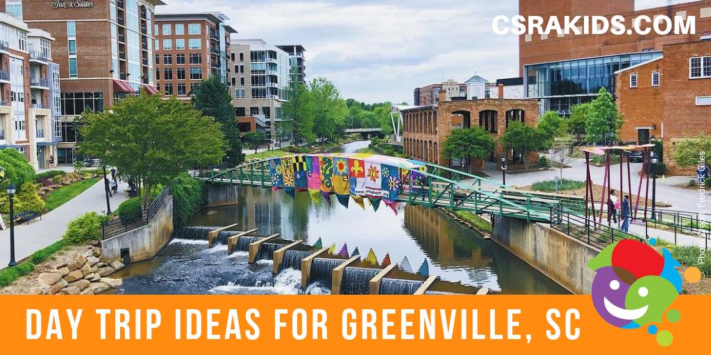 Day Trip Ideas Greenville SC