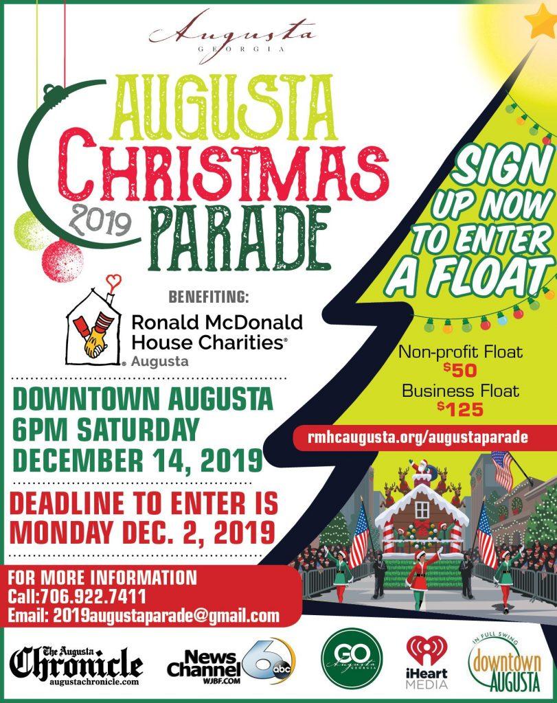 Augusta Christmas Parade