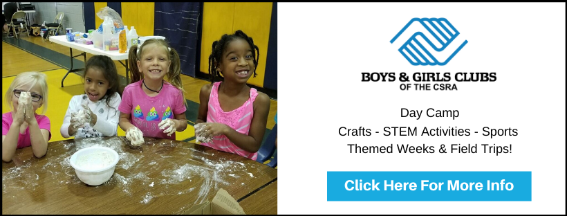 Summer Camps at Boys and Girls Club