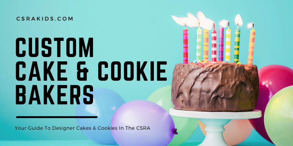 Custom Cake and Cookie Bakers CSRA
