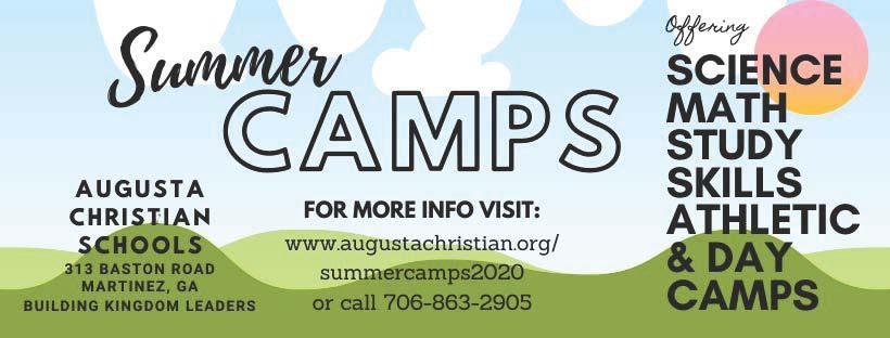 Augusta Christian Summer Camps