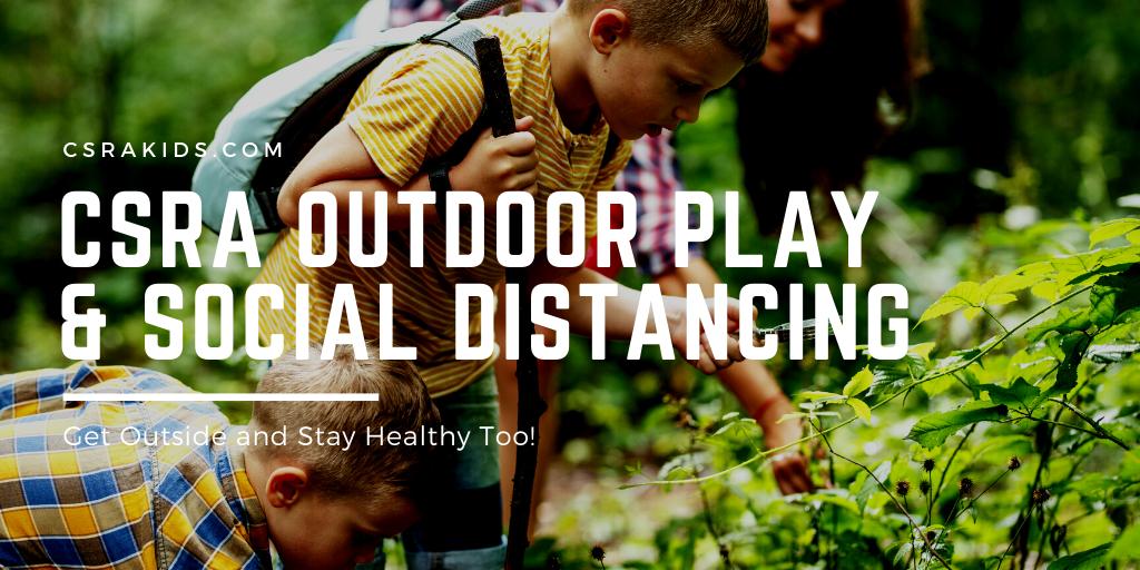 CSRA Outdoor Play & Social Distancing