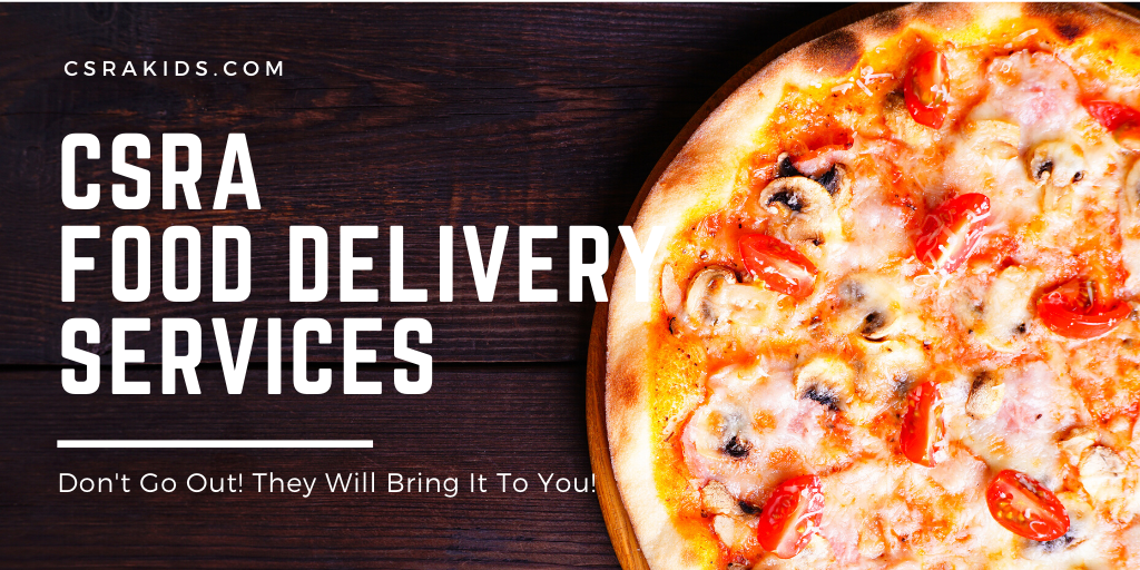 CSRA Food Delivery Services