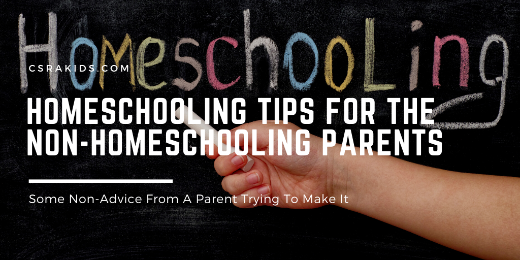 Homeschooling Tips For The Non-Homeschooling Parents