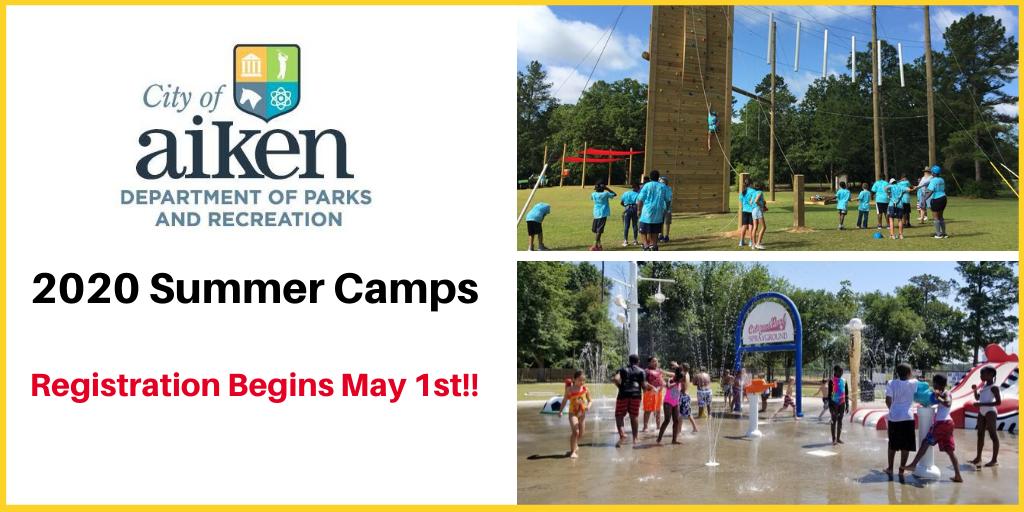 City of Aiken Summer Camps