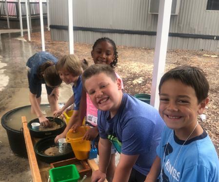 Augusta Christian Schools Summer Camp