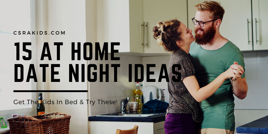 15 At Home Date Night Ideas