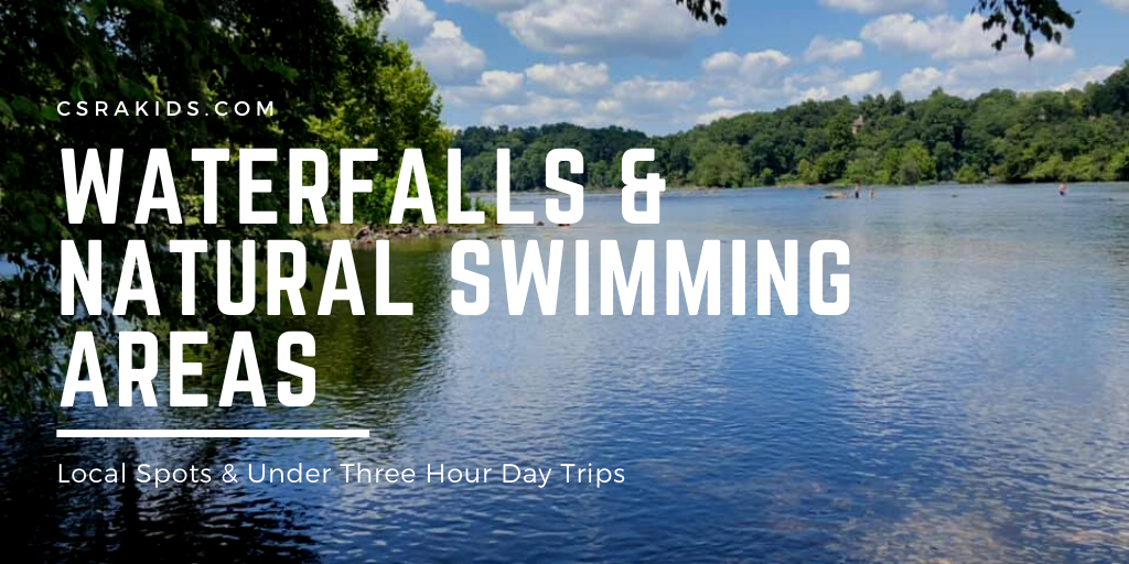 Waterfalls and Natural Swimming Holes