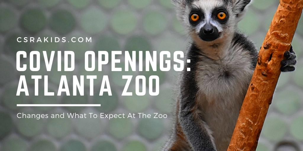 COVID Openings: Atlanta Zoo