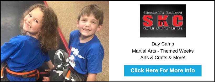 Seiglers Karate Summer Camp