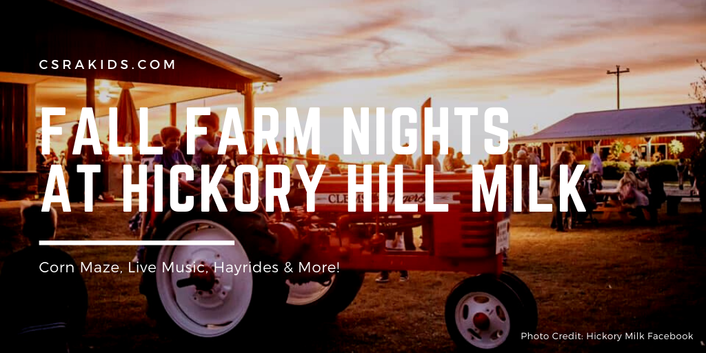 Hickory Hill Fall Farm Nights