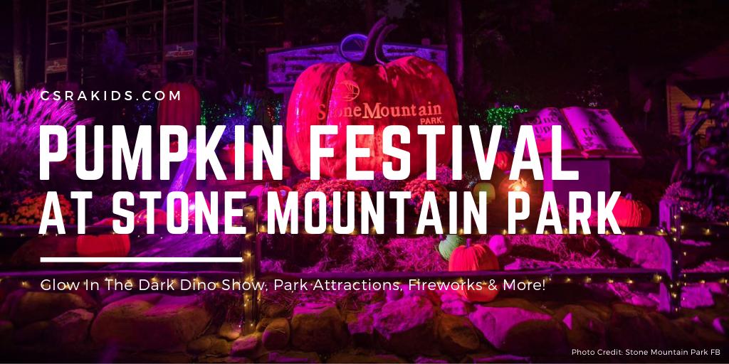 Pumpkin Festival at Stone Mountain Park
