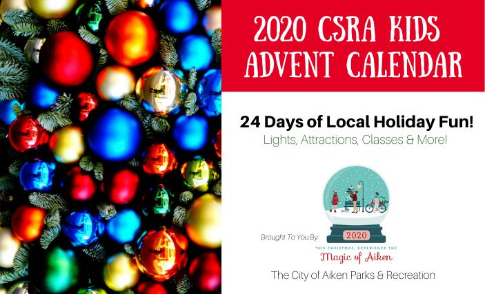 CSRA Kids Advent Calendar