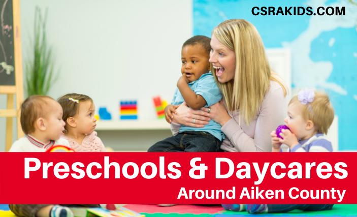 preschool and daycares aiken sc