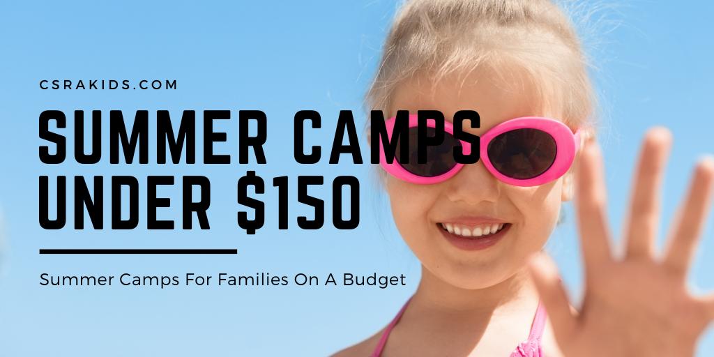 summer camp under $150